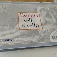 Sellos: ESPAÑA SELO A SELLO - EL PAIS - BBVA -. Lote 125212063