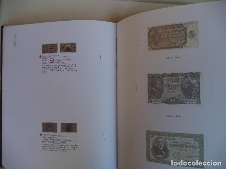 Sellos: EL FRANQUISMO EN SELLOS Y BILLETES.40 AÑOS DE HISTORIA DE ESPAÑA EN SELLOS PAPEL MONEDA Y DECIMOS DE - Foto 4 - 128701263