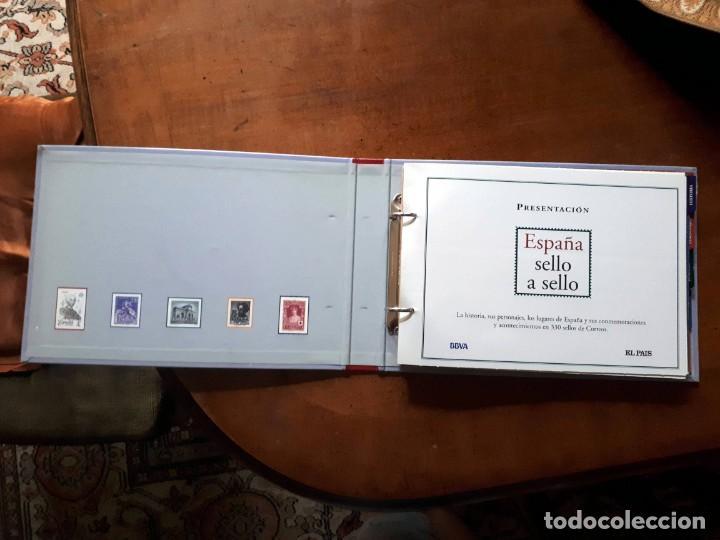 Sellos: España sello a sello- Colección completa limitada El País- Facsímil - Foto 2 - 133459450