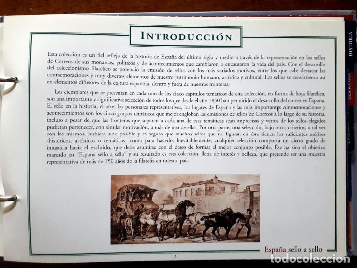 Sellos: España sello a sello- Colección completa limitada El País- Facsímil - Foto 4 - 133459450