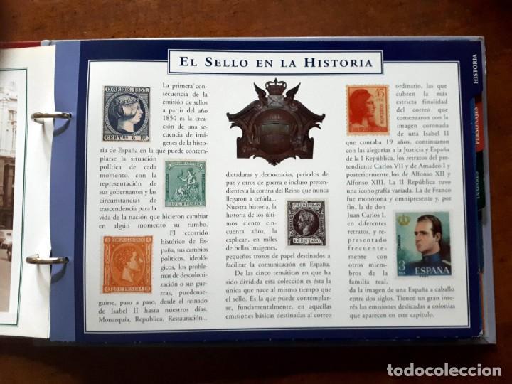 Sellos: España sello a sello- Colección completa limitada El País- Facsímil - Foto 5 - 133459450