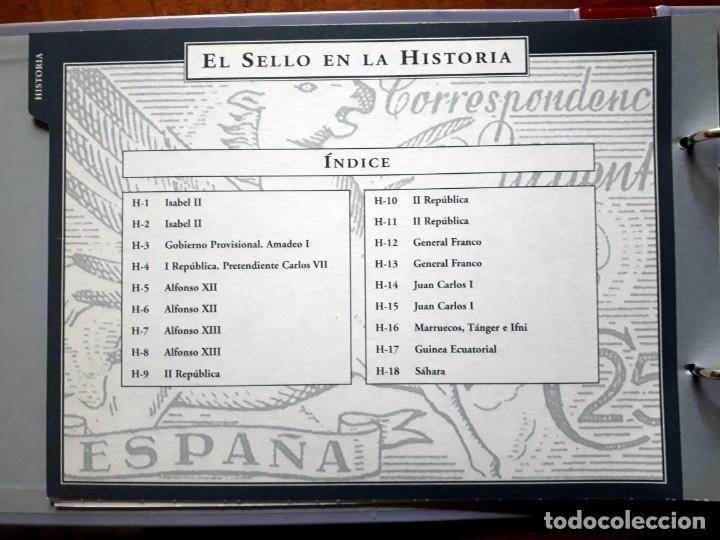 Sellos: España sello a sello- Colección completa limitada El País- Facsímil - Foto 7 - 133459450