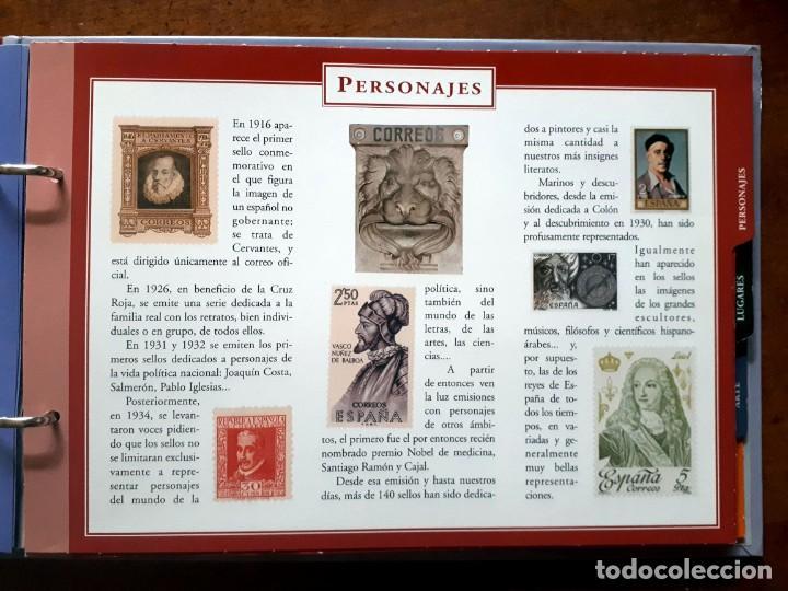 Sellos: España sello a sello- Colección completa limitada El País- Facsímil - Foto 9 - 133459450