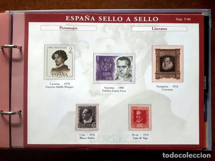 Sellos: España sello a sello- Colección completa limitada El País- Facsímil - Foto 12 - 133459450