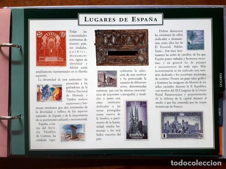 Sellos: España sello a sello- Colección completa limitada El País- Facsímil - Foto 13 - 133459450