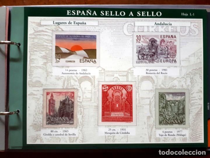 Sellos: España sello a sello- Colección completa limitada El País- Facsímil - Foto 14 - 133459450