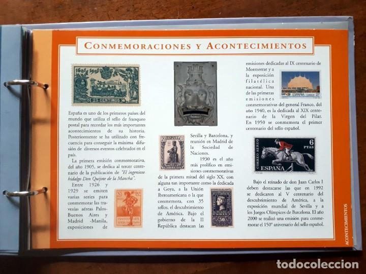 Sellos: España sello a sello- Colección completa limitada El País- Facsímil - Foto 17 - 133459450
