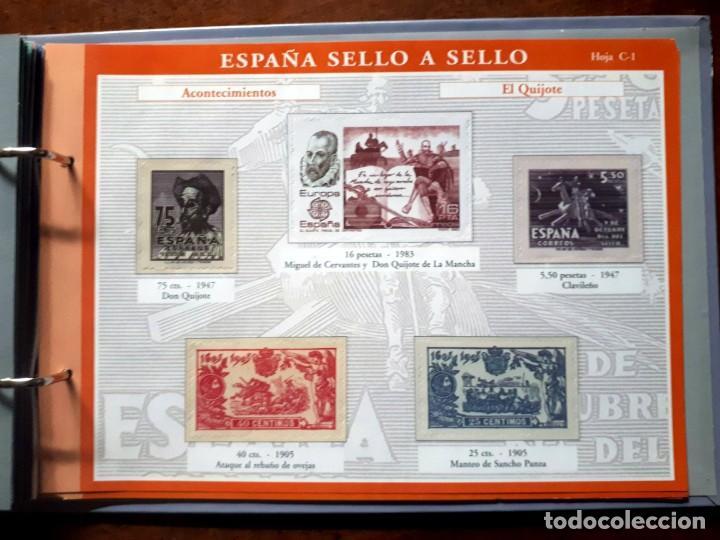 Sellos: España sello a sello- Colección completa limitada El País- Facsímil - Foto 19 - 133459450