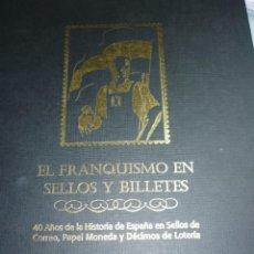 Sellos: EL FRANQUISMO EN SELLOS Y BILLETES. Lote 137934370