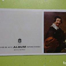 Sellos: SELLOS DE ARTE ÁLBUM PINTORES FAMOSOS, A.L.P.E.. Lote 138693782