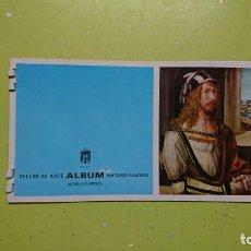 Sellos: SELLOS DE ARTE ÁLBUM PINTORES FAMOSOS, A.L.P.E.. Lote 138693910