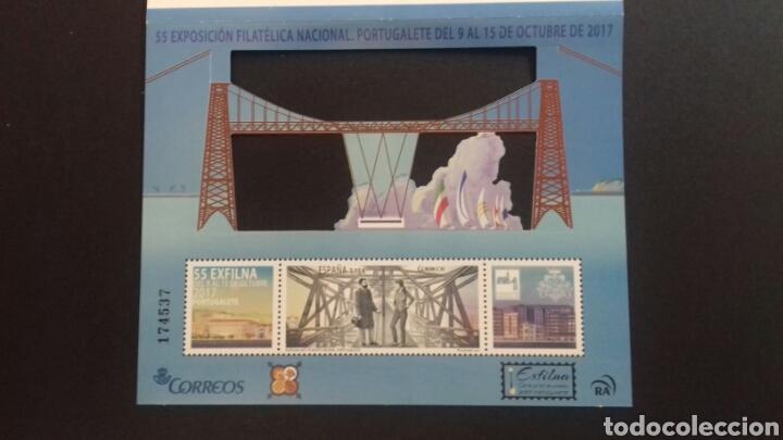 55 EXP. FILATELICA NACIONAL/EDIFIL 174537 (Filatelia - Sellos - Reproducciones)