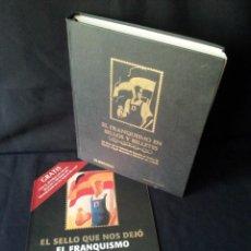 Sellos: EL FRANQUISMO EN SELLOS Y BILLETES - COMPLETA - REPRODUCCIONES AUTORIZADAS, PRENSA EL MUNDO. Lote 145836794