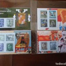 Sellos: COLECCION DE SELLOS FRANCO REPRODUCCCIONES LEGALES FACSIMIL. Lote 146072098