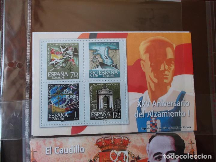 Sellos: coleccion de sellos Franco reproduccciones legales facsimil - Foto 5 - 146072098