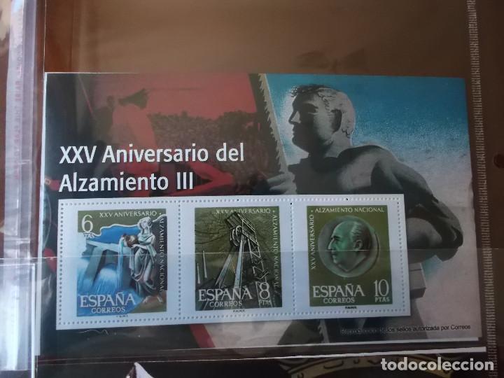 Sellos: coleccion de sellos Franco reproduccciones legales facsimil - Foto 7 - 146072098