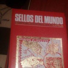 Sellos: SELLOS DEL MUNDO EDICCIONES URBION. Lote 147210786
