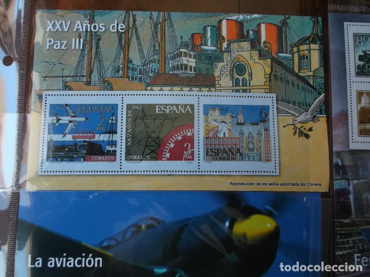 Sellos: conjunto de sellos legales facsimil temas de epoca - Foto 2 - 151201338