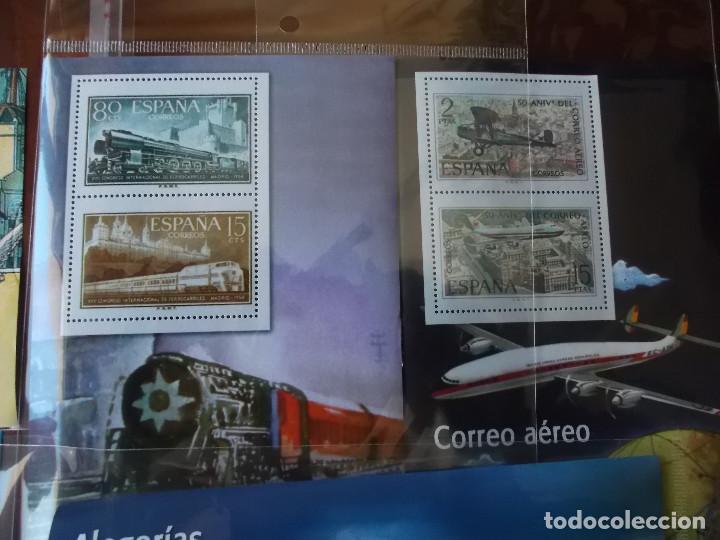 Sellos: conjunto de sellos legales facsimil temas de epoca - Foto 3 - 151201338