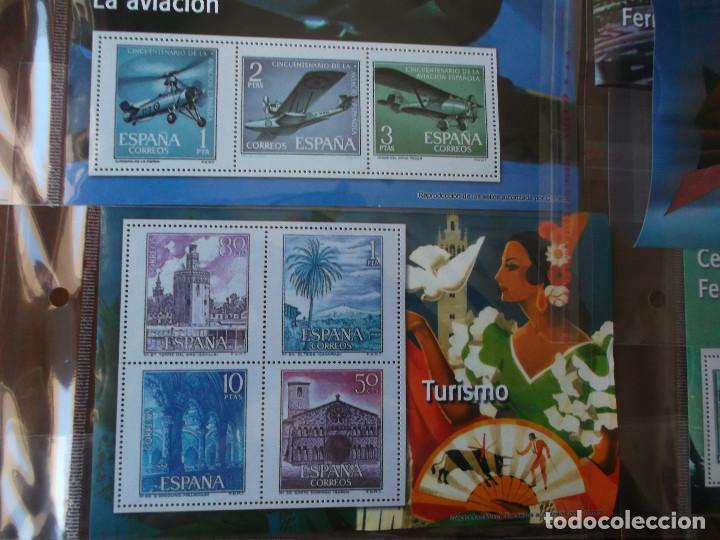 Sellos: conjunto de sellos legales facsimil temas de epoca - Foto 7 - 151201338