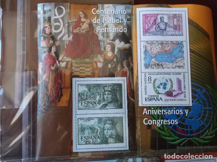 Sellos: conjunto de sellos legales facsimil temas de epoca - Foto 3 - 151201610