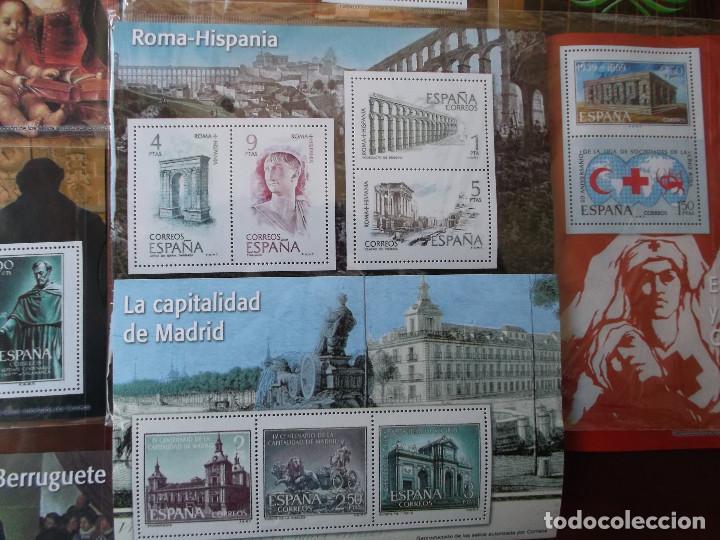 Sellos: conjunto de sellos legales facsimil temas de epoca - Foto 4 - 151201610