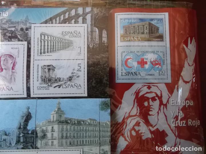 Sellos: conjunto de sellos legales facsimil temas de epoca - Foto 5 - 151201610