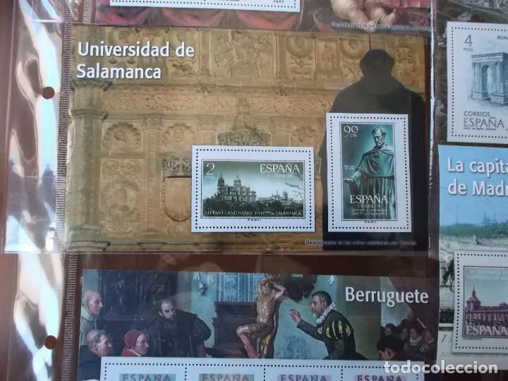 Sellos: conjunto de sellos legales facsimil temas de epoca - Foto 6 - 151201610