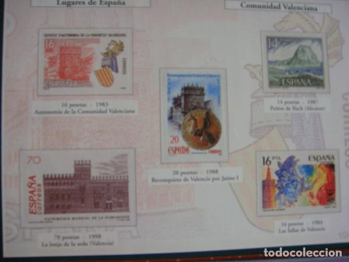 Sellos: España sello a sello, selección exclusiva de 330 sellos de correos, COMPLETO - Foto 4 - 157032626