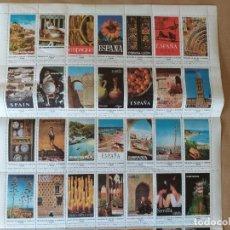 Selos: 49 SELLOS. COLECCIÓN COMPLETA. PUBLICACIONES DEL MINISTERIO DE INFORMACIÓN Y TURISMO.. Lote 242224595