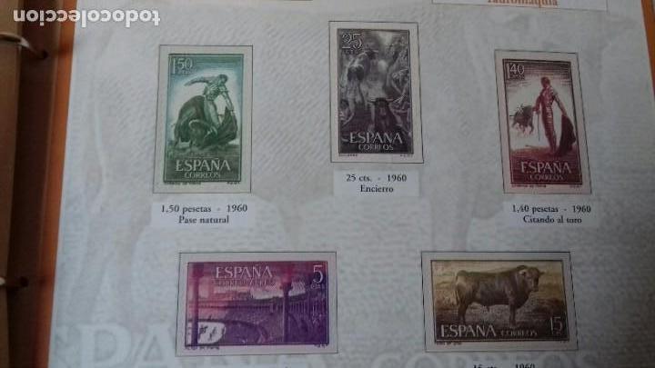 Sellos: ESPAÑA SELLO A SELLO. COLECCIÓN EDITADA POR EL PAÍS Y BBVA. ESPAÑA 2003. COMPLETA CON 330 SELLOS - Foto 8 - 164841314