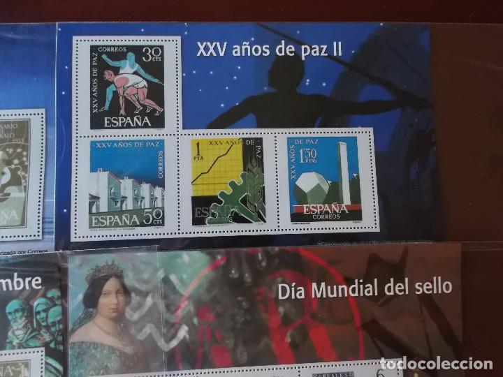 Sellos: conjunto de hojas de sellos facsimil en muy buen estado diversos temas - Foto 3 - 165282902
