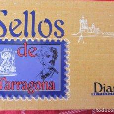 Sellos: SELLOS DE TARRAGONA. DIARI DE TARRAGONA. COMPLETO. Lote 167813332