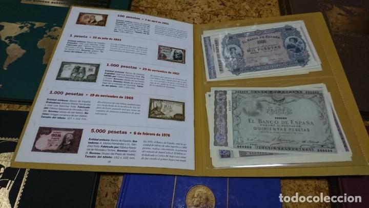 Sellos: LOTE, BILLETES, SELLOS, EL FRANQUISMO EN SELLOS Y BILLETES, HISTORIA DE LA PESETA - Foto 12 - 173943104