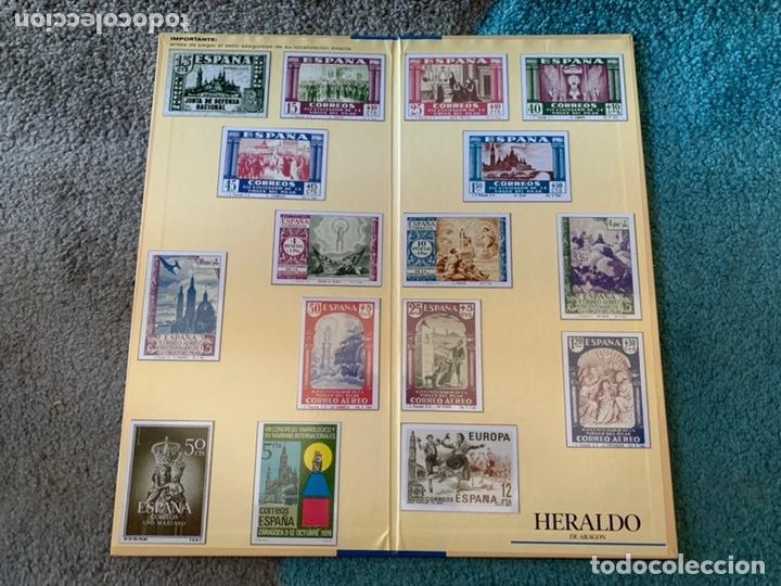Sellos: Colección sellos históricos del pilar - Foto 2 - 174302158