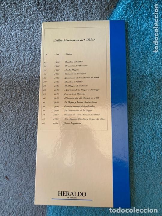 Sellos: Colección sellos históricos del pilar - Foto 3 - 174302158