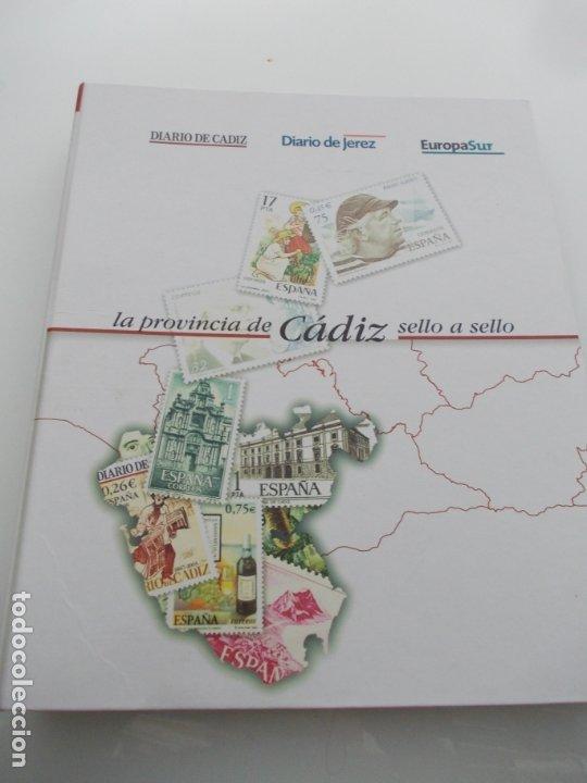 CADIZ SELLO A SELLO COLECCIÓN COMPLETA (Filatelia - Sellos - Reproducciones)