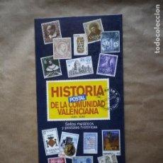 Sellos: HISTORIA POSTAL DE LA COMUNIDAD VALENCIANA. Lote 181409191