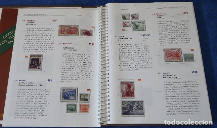 Sellos: La guerra Civil española en sellos de Correos - El Mundo - Afinsa (2006) ¡Completo! - Foto 3 - 186143061
