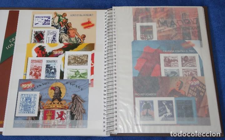 Sellos: La guerra Civil española en sellos de Correos - El Mundo - Afinsa (2006) ¡Completo! - Foto 6 - 186143061