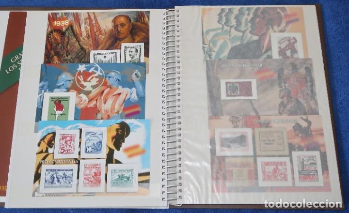 Sellos: La guerra Civil española en sellos de Correos - El Mundo - Afinsa (2006) ¡Completo! - Foto 7 - 186143061