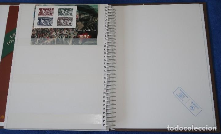 Sellos: La guerra Civil española en sellos de Correos - El Mundo - Afinsa (2006) ¡Completo! - Foto 9 - 186143061