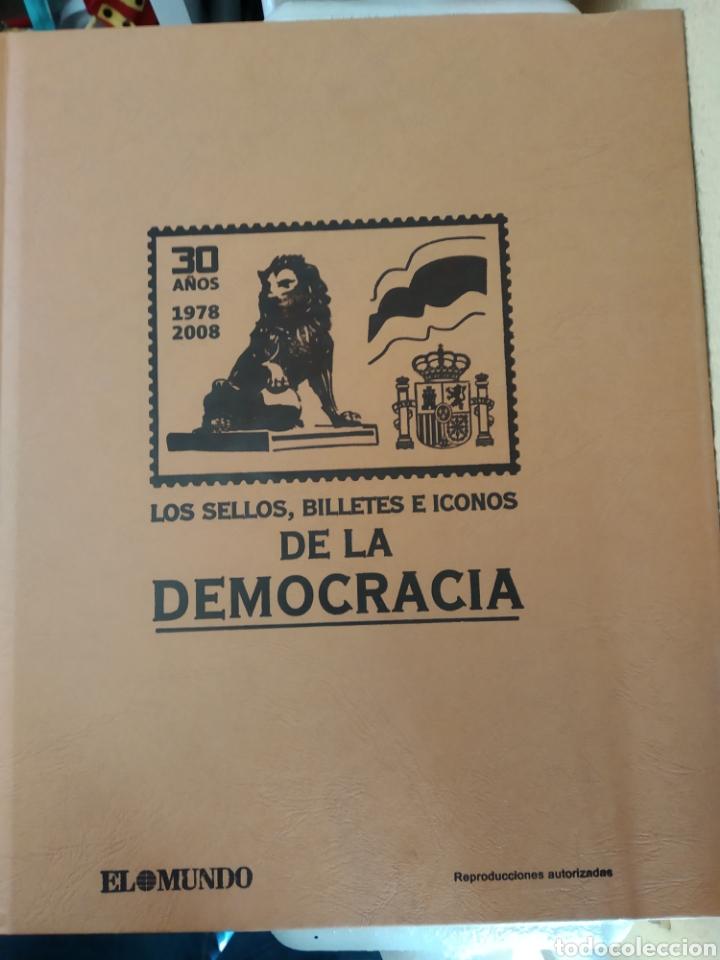 Sellos: Colección incompleta Sellos de la Democracia. Números sueltos - Foto 3 - 189092218