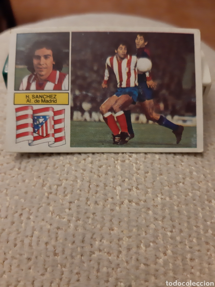 Sellos: EDICIONES ESTE 82 82 HUGO SANCHEZ ATCO MADRID DIFICIL - Foto 1 - 191655471
