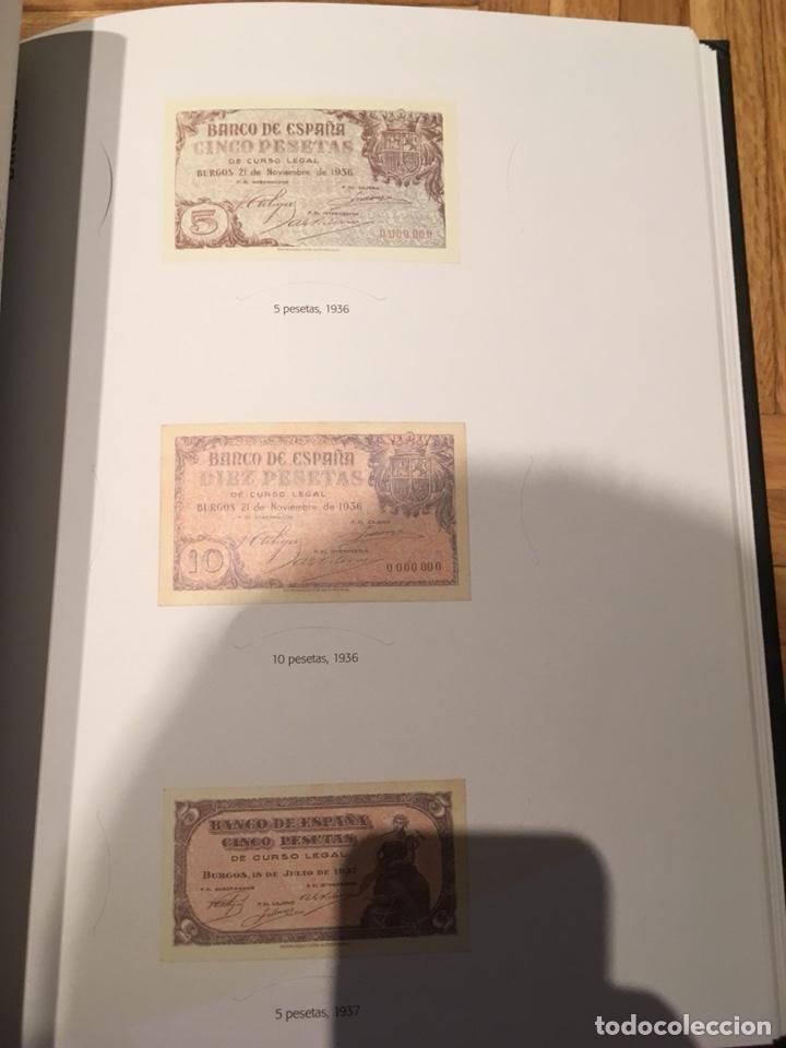 Sellos: Álbum El franquismo en sellos y billetes - Foto 7 - 193279702