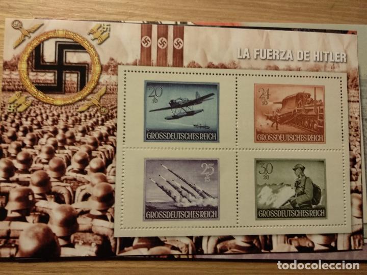 Sellos: HOJAS BLOQUE Y BILLETES DE DE LA COLECCIÓN DE EL MUNDO 70 ANIVERSARIO DE LA II GUERRA MUNDIAL - Foto 2 - 194722850