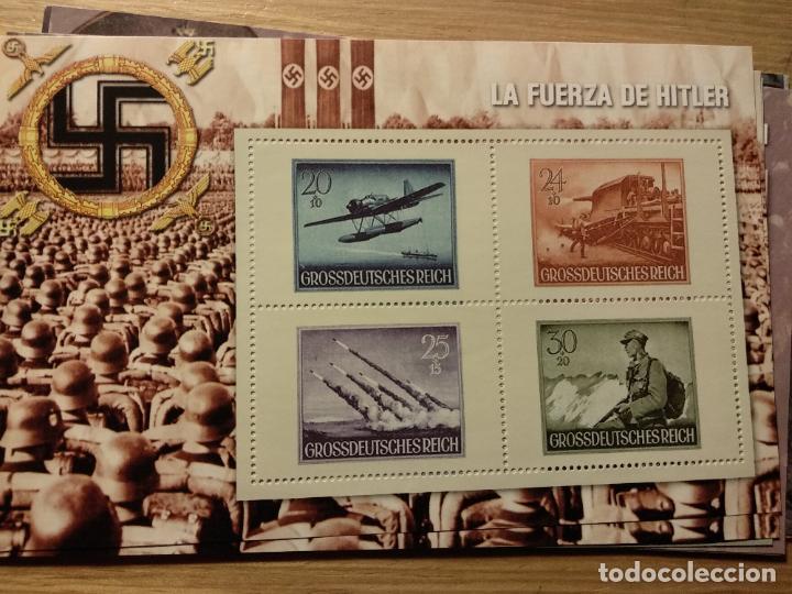 Sellos: HOJAS BLOQUE Y BILLETES DE DE LA COLECCIÓN DE EL MUNDO 70 ANIVERSARIO DE LA II GUERRA MUNDIAL - Foto 4 - 194722850