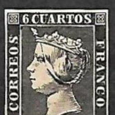 Selos: EDIFIL Nº 1* NUEVO REPRODUCION FALSO. Lote 198575786