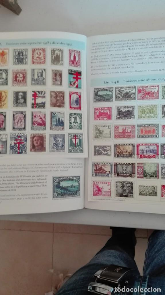 Sellos: Colección completa facsímil de todos los sellos de la peseta - Foto 3 - 199141621
