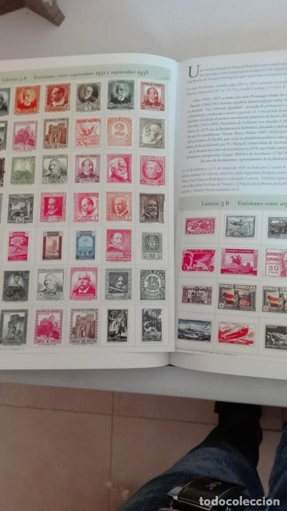 Sellos: Colección completa facsímil de todos los sellos de la peseta - Foto 4 - 199141621